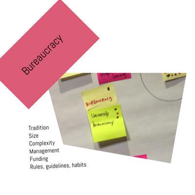 LearningOnline2016Bureaucracy