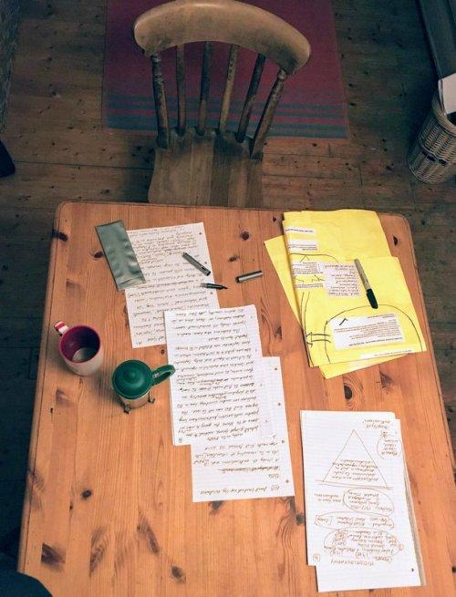 Paper Work Pens