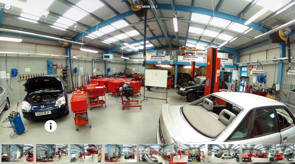 Motor Vehicle Workshops MET Brighton